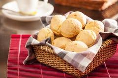 Braziliaanse kaasbroodjes Royalty-vrije Stock Fotografie