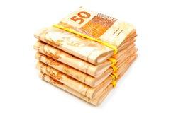 Braziliaanse Munt Royalty-vrije Stock Afbeelding