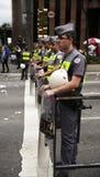 Braziliaanse Politie stock afbeelding