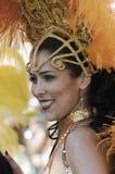 Braziliaanse Straat Carnaval Royalty-vrije Stock Afbeeldingen