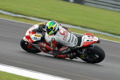 Brazilian Alex Barros Pramac d'Antin 2007 Polini M Stock Images