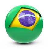 Brazilian ball Stock Photography