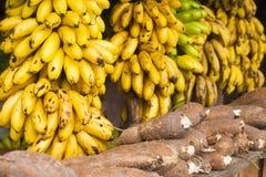 Brazilian Banana Ouro Royalty Free Stock Image
