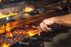 Brazilian barbecue Royalty Free Stock Photo