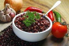 Brazilian beans Stock Photography