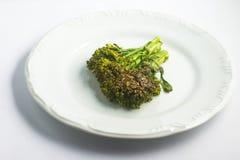 Brazilian Broccoli. Brassica oleracea L. var. italica Plenck Stock Photos