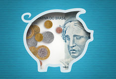 Brazilian Budget Royalty Free Stock Photography