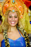 Brazilian Carnival. Stock Photo