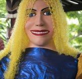 Brazilian Carnival Decor Royalty Free Stock Photos