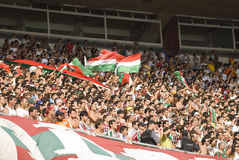 Brazilian Championship stock photo