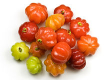Brazilian Cherry - Pitanga Royalty Free Stock Image