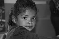 Brazilian child Royalty Free Stock Photos