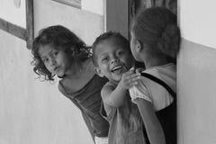 Brazilian children Stock Photography