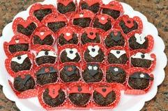 Brazilian chocolate bonbons Stock Images