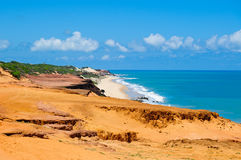 Brazilian Coastline Royalty Free Stock Images
