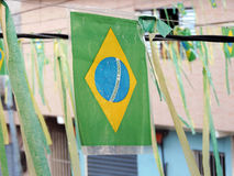 Brazilian colors Stock Photography