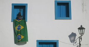 Brazilian Colours Royalty Free Stock Photography