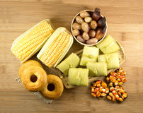 Brazilian country farm food Royalty Free Stock Images