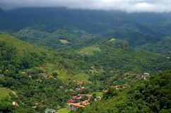 Brazilian countryside Stock Image