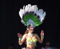 Brazilian Dancer Stock Photo