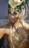 Brazilian dancer Stock Photo