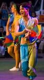 Brazilian dancers Royalty Free Stock Photo