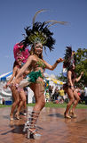 Brazilian Day in Los Angeles Stock Image