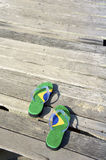 Brazilian Flipflop Stock Photos