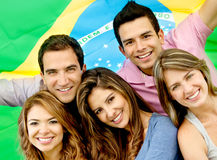 Brazilian group Royalty Free Stock Image