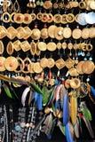 Brazilian handicrafts Royalty Free Stock Photos