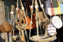 Brazilian handmade gifts Stock Images