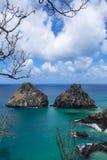 Brazilian Island Seascape Stock Photography