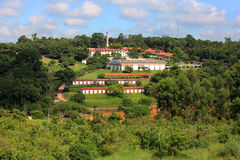 Brazilian landscape Stock Photography