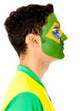 Brazilian man Royalty Free Stock Photo