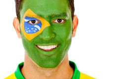 Brazilian man portrait Royalty Free Stock Images