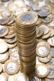 brazilian moneta zdjęcie royalty free