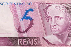 Brazilian Money Stock Images