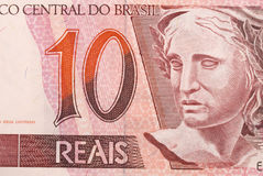 Brazilian Money Stock Photo