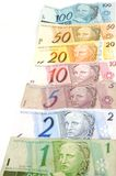 Brazilian Money Royalty Free Stock Photos