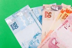 Brazilian Money Stock Image