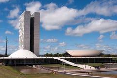Brazilian National Congress Stock Photography