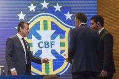 Brazilian national Stock Image