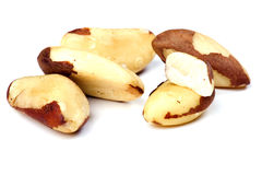 The Brazilian nut Stock Photography