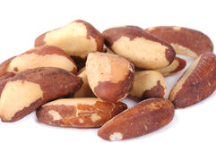 Brazilian nut Stock Photos