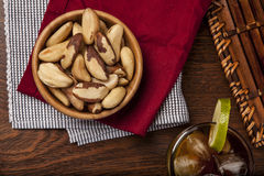 Brazilian Nut Stock Photos