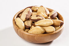 Brazilian Nut Royalty Free Stock Photos