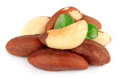 Brazilian nuts Stock Images