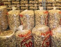 Brazilian Nuts Stock Photography