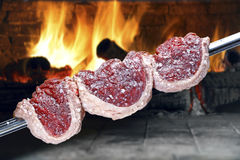 Brazilian Picanha Stock Photography