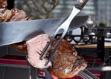 Brazilian Picanha Royalty Free Stock Photos